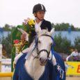 7.–8. augustil Hiiumaal peetud ratsavõistlustel Palladium Cup ja Kärdla ratsupäevad ei olnud madalamates sõitudes vastaseid Reinu ratsatalu noortele ratsanikele.