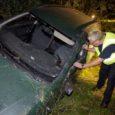 Teisipäeva õhtul autoga paarkümmend meetrit teel vänderdanud ja seejärel vastassuunavööndi poolsesse kraavi maandunud, ei hakanud rohelise Opeli juht politseid ootama, vaid läks oma teed.