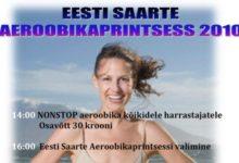 Orissaares valitakse Eesti saarte esimene aeroobikaprintsess