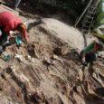 Salme arheoloogilistel kaevamistel avanev vaatepilt näitab, et oma puhkepaiga on kahes laevas 1300 aastat tagasi leidnud üle 20 sõdalasest meresõitja, neist 16 tänavu suvel avastatud laevas. Nii mõnelgi neist on lahingus pea puruks löödud või annab toimunud taplusest tunnistust luusse tunginud nooleots.