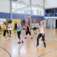 Laupäeval valiti Orissaare spordihoones Eesti saarte aeroobikaprintsessi. Kogu üritus algas kell 14 poolteist tundi kestva nonstop-aeroobikaga, mida viisid läbi Kristi Roosimägi MyFitness'ist, Maarika Kiislar Hiiumaalt, Liis Kutsar Fittesti spordiklubist ja Liili Varvas Kuressaarest. Huvilisi kogunes üle 30.