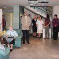Saaremaa Spa Hotellid tutvustasid eile pidulikult spaahotellis Saaremaa Valss alustavat pansionaati. Firma juhatuse liikme Ivar Vipi sõnul on hoone esimesel korrusel selleks 24 tuba eakatele ning ülejäänud majaosas pakutakse endiselt spaateenuseid kõigile soovijatele. Pansionaadiosa avab uksed 19. septembril.