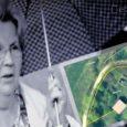 80-aastane väliseestlane Hilda Reismüller süüdistab maamõõtjat ja ametnikke selles, et Mustjala vallas Kugalepa külas asuva Laratsi talu krundi piir läbib tema suvemaja.