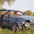 Üleeile hilisõhtul juhtus Upa kooli juures liiklusõnnetus, milles sai vigastada kaks noormeest, kellest üks toimetati Kuressaare haiglasse.