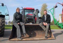 Aasta põllumehe tiitli võitsid Lea ja Andrus Sepp