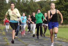 Kodutütred võtsid mõõtu oma olümpial (fotod)