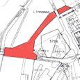 Vabariigi valitsus annab Kuressaare linna munitsipaalomandisse maatükid, mis on vajalikud Aia tänava pikenduse välja ehitamiseks üle Põduste jõe Ranna tänavani (pildil punaselt).