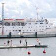 Mustjala vallavolikogu algatas detailplaneeringu ja keskkonnamõju hindamise, mis on eelduseks, et Saaremaa Sadamas saaks alustada kaubaveoga.