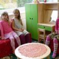 Kuressaare ristiku lasteaias oli eile esimese töönädala viimane päev. Saarte Hääl käis vaatamas, kuidas uue majaga rahul ollakse ning millised on laste ning õpetajate muljed.