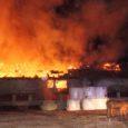 Pühapäeva hilisõhtul läks Valjalas põlema loomalaut, kus elas 98 veist. Õnnetuses hukkus üheksa looma ja sai kannatada kolm töölist, kes püüdsid lehmi põlevast laudast välja ajada. Esialgsel hinnangul sai põleng alguse puhkeruumist.