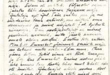 Hiiumaa mehe mälestusi õpingutest Kuressaare merekoolis
