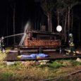 Neljapäeva õhtul kella 19 ajal põles Salme vallas Järvel saun mõõtmetega 4x 4 meetrit. Tuli hävitas suurema osa hoone sisustusest, saunamaja enda mahapõlemise ja selle ümber riita laotud küttepuude hävimise suutsid tuletõrjujad ära hoida.