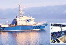 Nasvalt läks Iirimaa poole teele kaugjuhtimisega töölaev