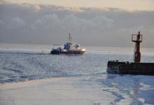 Atlandil seilav Tätte pääses Vilsandi külmarekordist