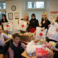 Punase Risti Saaremaa selts jagas toimetulekuraskustes peredele hügieenipakke. Paki said 240 Saare maakonna elanikku ja projekti kogumaksumus ulatus pea 22 000 kroonini. Pakid jagati 16 omavalitsuse vahel vastavalt elanike arvule.