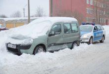 Peugeot sõitis bemmile sisse