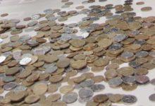 Saarlased on panka tagastanud ligi miljon kroonimünti