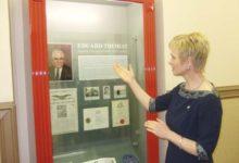 Lümanda põhikoolis avati Eduard Treirati klass ja kapp