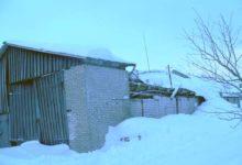 Mis juhtus! Lumi lõhub katuseid