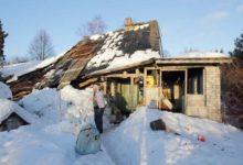 Muhus varises elumaja kokku