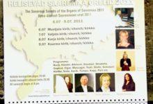 Helisevad Saaremaa orelid tulid taas kalendrina