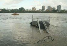 Saarlased võitlevad Austraalias tulvavetega