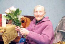 Peterburis sündinud Marie Väli sada aastat