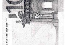 Orissaare pangakontoris avastati võltsitud 100-eurone