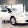 Võrreldes 2009. aastaga toimus kohalike automüüjate kinnitusel mullu uute ja kasutatud autode müügis väike tõus.
