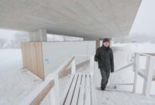 Kultuurkapitali aastapreemia tuli Kuressaare rannahoonele