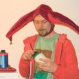 """Laupäeval avati Kuressaare Raegaleriis uus innovatiivse kunsti näitus """"Meie leidikud""""."""