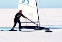 Saaremaa võõrustab jääpurjetamise EM-i