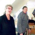 Saaremaa merekultuuri selts võõrustas vabariigi aastapäeval Gotlandi saarel tegutseva Eesti seltsi juhatuse liikmeid Riina Noodaperat ja tema kaasat Anders Nilssoni.