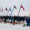 Nasva külje all avati täna DN klassi jääpurjetamise Euroopa meistrivõistlused, mis kestavad järgmise reedeni.