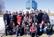 Poistekoor käis Valgevenes