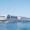 Kuressaares sündinud üleilma kuulsa arhitekti Louis Kahni projekteeritud laev Point Counterpoint II võib peatselt nina Läänemere poole keerata ja leida endale ankrupaiga Tallinna Noblessneri sadamas. Kuressaarele eksklusiivset imelaeva päriseks küll ei lubata, kuid kindlasti võiks see siin aeg-ajalt käia, näiteks kontsertidega.