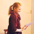 Väga hea rahvaluuleteemalise uurimistöö kirjutanud Lümanda põhikooli 8. klassi õpilane Kertu Tuuling (fotol) kutsuti üleriigilisele rahvaluuleolümpiaadile, kus ta saavutas omavanuste õpilaste hulgas 2. koha.