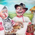 Erki Evestuse äratuntavad taiesed on kaubaks läinud nii sakslastele, soomlastele kui ka teiste maade kunstihuvilistele. Peagi tuleb uudistoodanguna müügile Kõlleste kommimeistrite assortii, mille karbikaanepildi tegi Evestus.