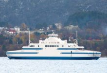 Väinamere Liinid taotleb parvlaevadele lisareise