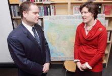 Ameeriklanna jagas Saaremaa õpetajatele õpetamisnippe