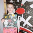 """Kärla põhikooli 4. klassi õpilase Sander Õispuu (juhendaja Gerta Uus) joonistuse oma soovidest ja unistustest, mis teevad tuju heaks, valis konkursi """"Hea sõnumiga pildid"""" žürii kümne töö hulka, mis tunnistati peaauhinna vääriliseks."""