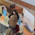 Läinud laupäeval toimus Auriga kaubanduskeskuse töömess Saaremaa noortele, kus kohalikud ettevõtjad, organisatsioonid ja töötukassa jagasid teadmisi selle kohta, kuidas tööle pääseda ja kuhu üldse noori tööle oodatakse.