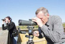 Linnulahe linnuvaatlustorn loodushuvilistele avatud
