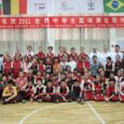 Hiina linnas Zhangjiagangis toimuvatel koolide maailmameistrivõistlustel korvpallis lõpetas Eestit esindanud Saaremaa ühisgümnaasiumi meeskond turniiri ühe võidu ja 16. kohaga.