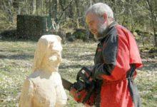 Ühe puuskulptuuri sünni lugu