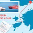 Kui jaanuaris kuulutas Lindaliini AS oma kodulehel, et 25. maist alustab nende katamaraani tüüpi kiirlaev Merilin neljatunniseid otsereise Helsingist Kuivastusse, siis sel nädalal teatas Lindaliini kodulehekülg reiside tühistamisest.