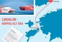 Kuivastu–Helsingi liini mitteavamine tuli saarlastele halva uudisena