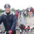 """Kolm päeva Lääne-Saaremaal tuuritanud roheliste rattaretk """"Kuidas elad, Saaremaa?"""" sai pühapäeva õhtuks õnnelikult otsa ning osalejate muljed olid suurepärased."""