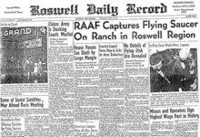 Roswelli intsident – kas Stalini vandenõu USA vastu?