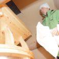 Saaremaa ainus speltanisu kasvataja Koplimäe mahetalu avab järgmiseks kevadeks talupoe-kohviku, kus talu oma toodangu kõrval hakatakse müüma ka ümbruskonna rahva käsitööd.